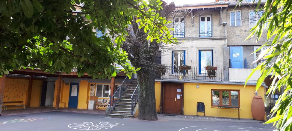 Contactez l'école internationale Le Petit Monde