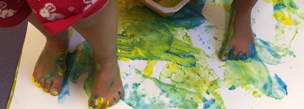 Projet pédagogique éveil artistique au Petit Monde